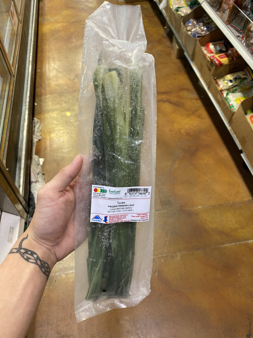Asian Best Pandan Leaf Frozen - Eastside Asian Market