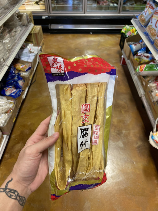 Asian Taste Dried Beancurd Stick - Eastside Asian Market