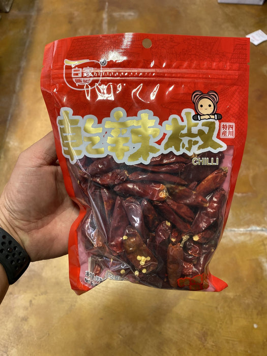 Baijia Chili Pepper, 100g - Eastside Asian Market