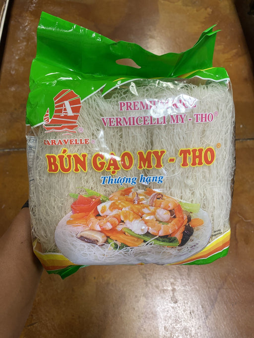 Caravelle Bun Gao Rice Vermicelli, 32oz - Eastside Asian Market