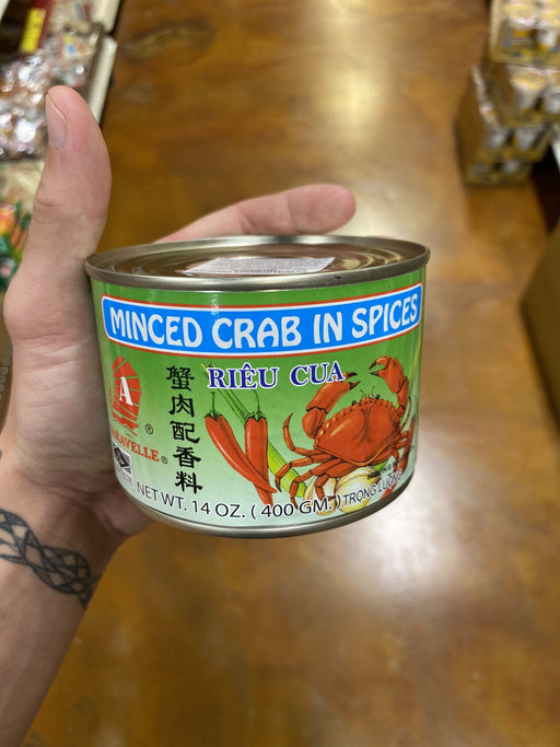 Caravelle Minced Crab in Spices - Eastside Asian Market