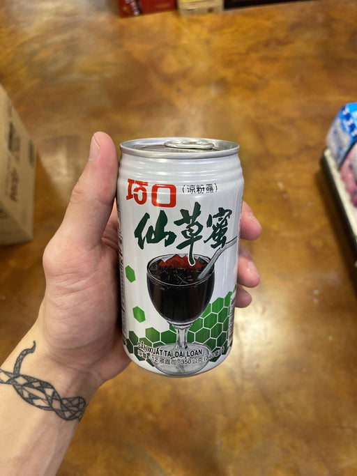 Chiao Kuo Grass Jelly Drink - Original, 12 oz - Eastside Asian Market