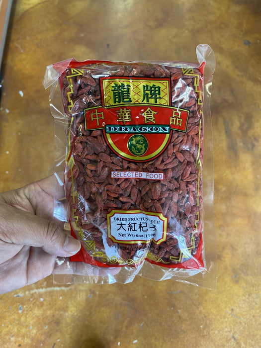 Dragon Dried Goji Berry, 6oz - Eastside Asian Market