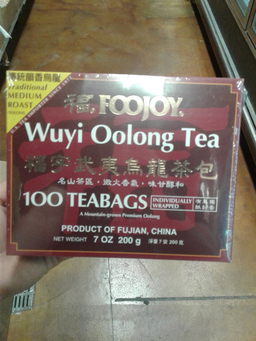 Foojoy Wuyi Oolong Tea - Eastside Asian Market