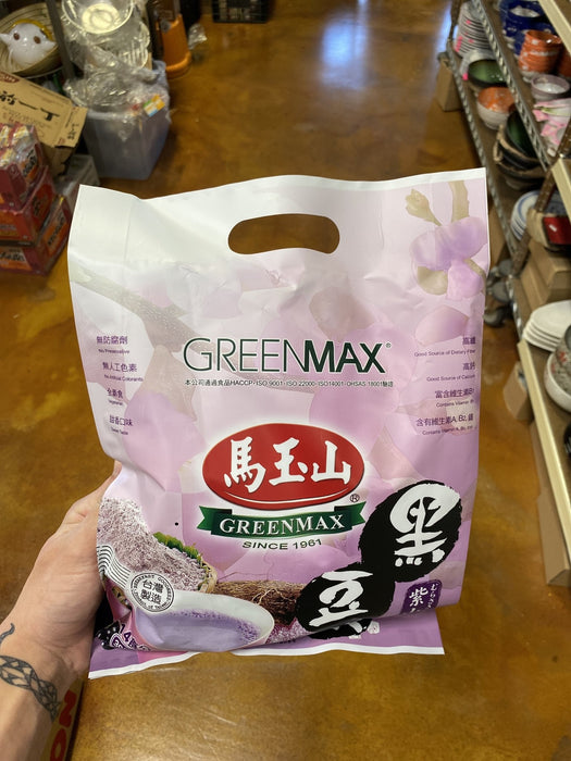Greenmax Purple Yam Cereal - Eastside Asian Market