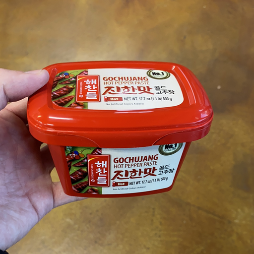 Haechaedle Gochujang Hot, 500g - Eastside Asian Market