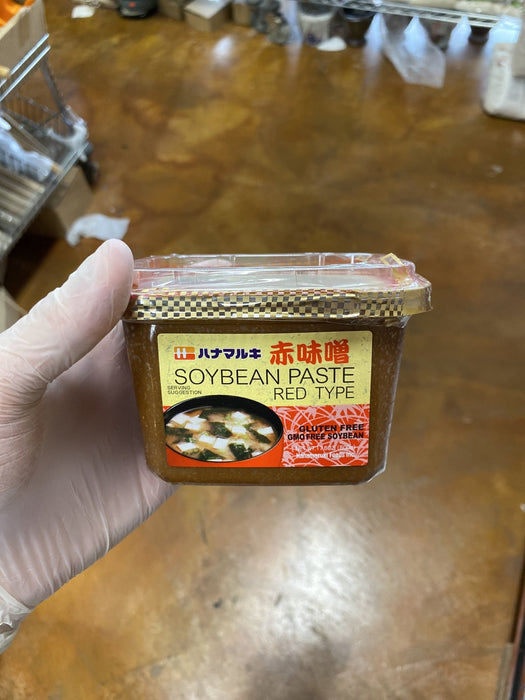 Hanamaruki Soybean Paste Red Cup - Eastside Asian Market