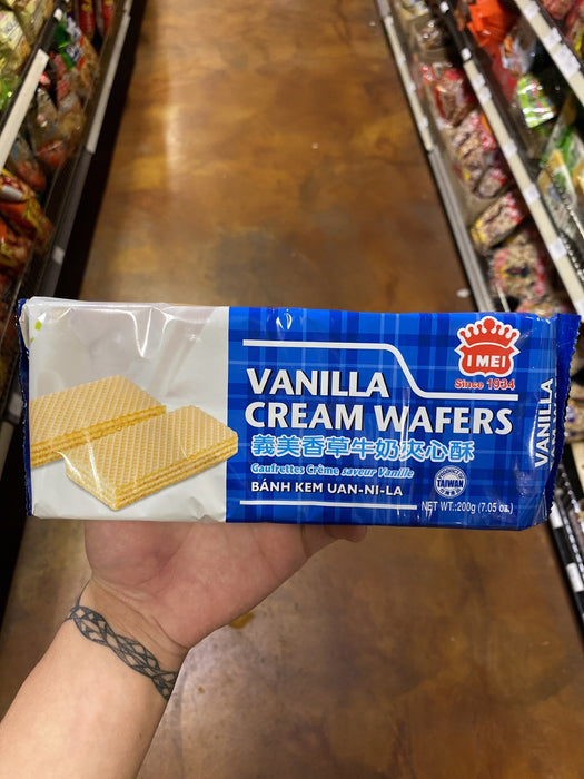 Imei Vanilla Wafer Bag - Eastside Asian Market