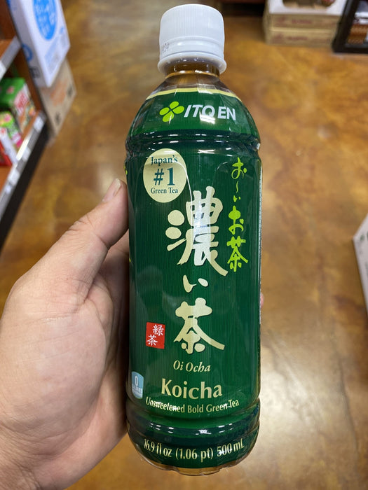 Itoen Green Tea Bold - Eastside Asian Market