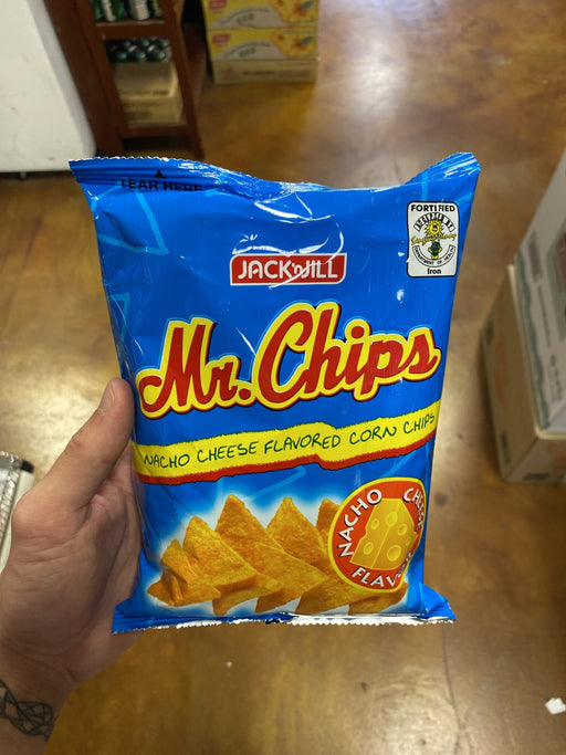 Jack and Jill Mr Chips Pinoy - Nacho Cheese - Eastside Asian Market
