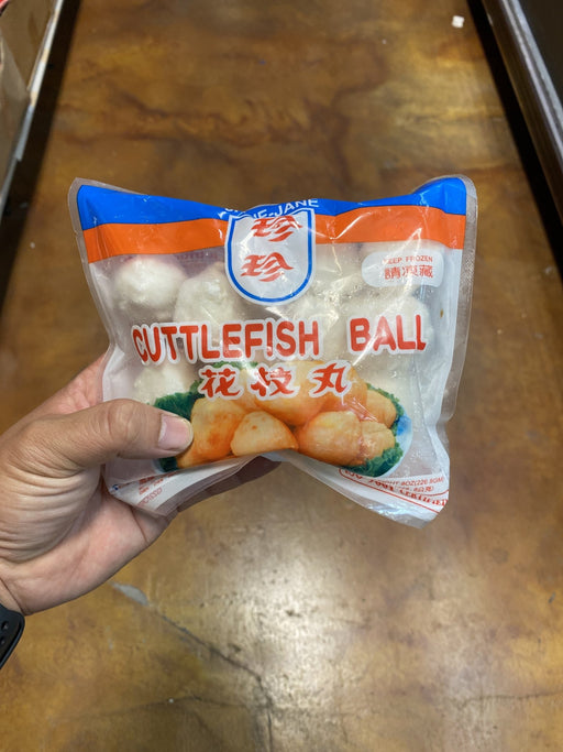 Jane Jane Cuttlefish Ball - Eastside Asian Market