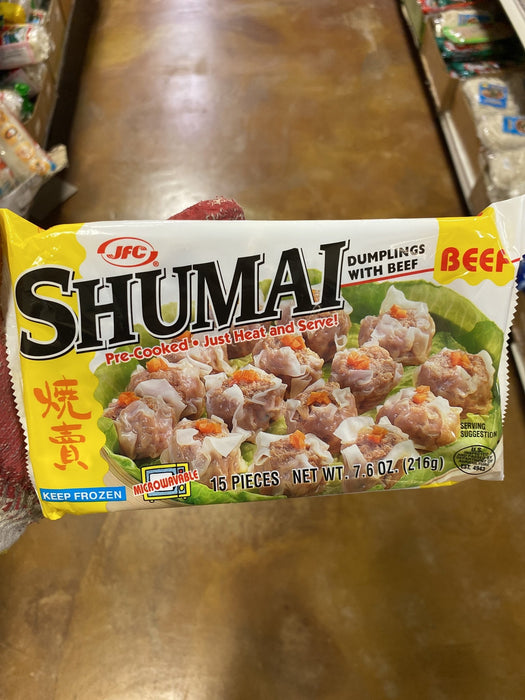 JFC Shumai Beef - Eastside Asian Market