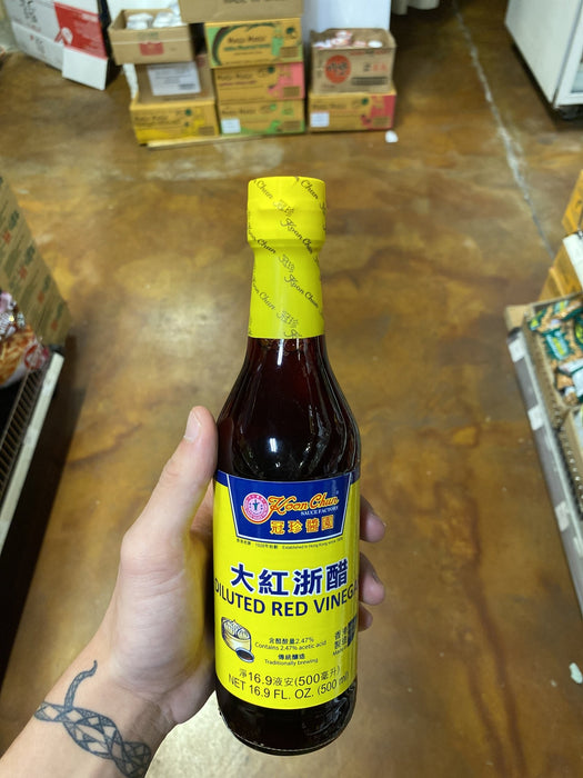 KC Red Vineger - Eastside Asian Market