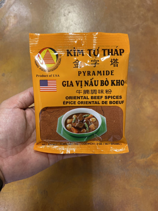 KTT Gia Vi Bo Kho - Beef Spices, 2oz - Eastside Asian Market