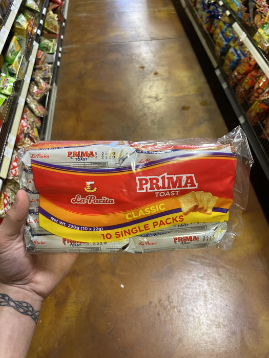 La Pacita Prima Toast - Eastside Asian Market