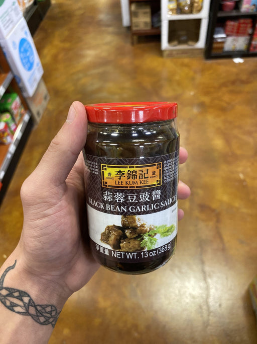 Lee Kum Kee Black Bean Garlic Sauce - Eastside Asian Market