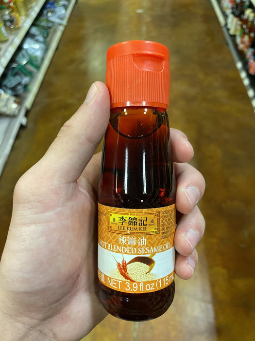 Lee Kum Kee Hot Sesame Oil - Eastside Asian Market