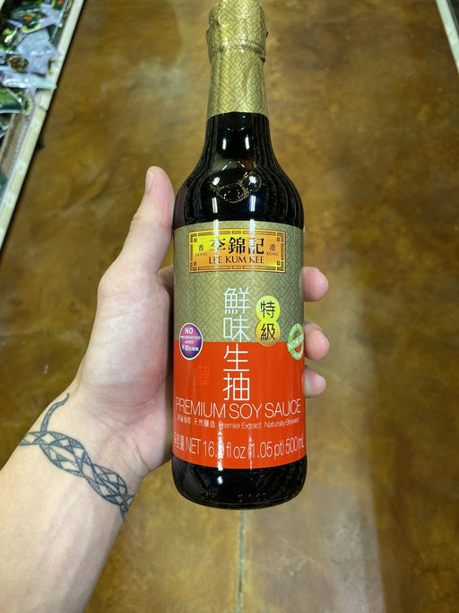 Lee Kum Kee Premium Soy Sauce - Eastside Asian Market