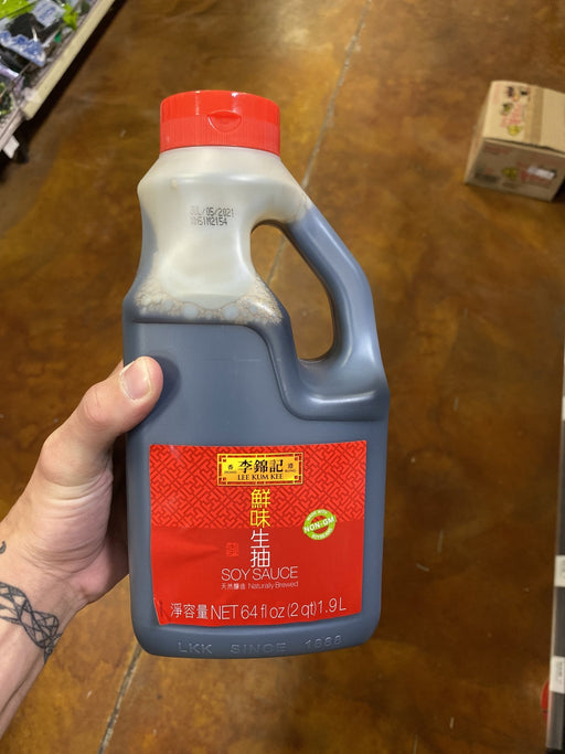 LKK Soy Sauce, 64oz - Eastside Asian Market