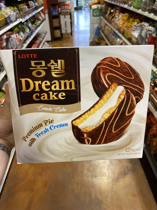 Lotte Mocher Cake Cream - Eastside Asian Market