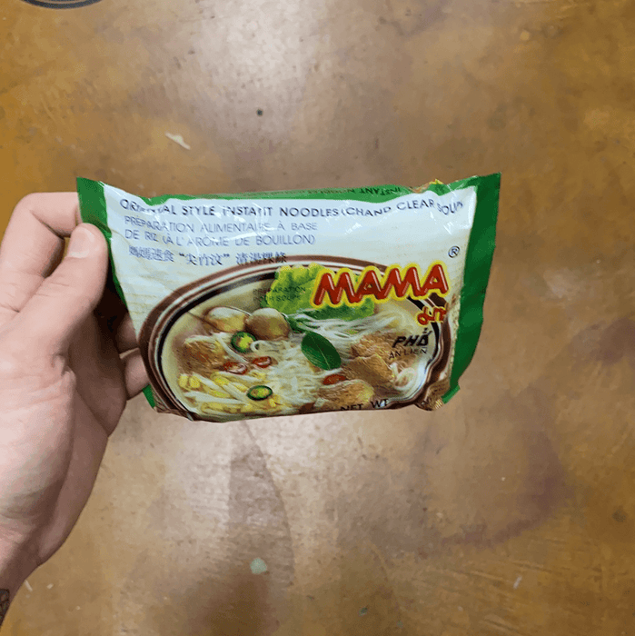 Mama Instant Chand Noodles Clear Soup, 55g - Eastside Asian Market