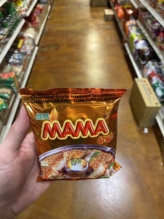 Mama Noodles Creamy Tom Yum - Eastside Asian Market