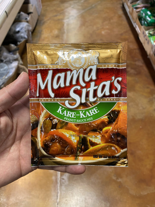 Mama Sita Kare Kare Mix - Peanut Sauce - Eastside Asian Market