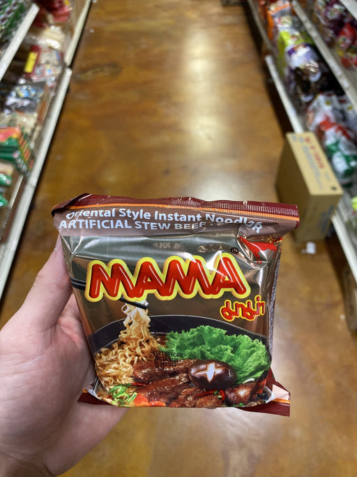 Mama Stew Beef Ramen - Eastside Asian Market