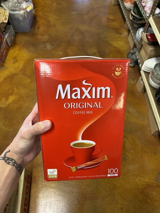 Maxim Orginal Coffee Mix - Eastside Asian Market