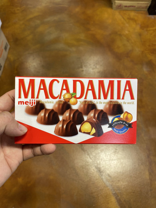Meiji Macadamia Nut Chocolate - Eastside Asian Market