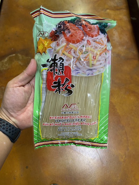 Ng Fung Rice Vermicelli - Lai Fun, 14oz - Eastside Asian Market