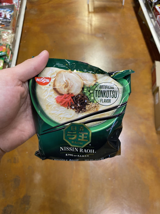 Nissin Raoh Ramen Umami, 3.77oz - Eastside Asian Market