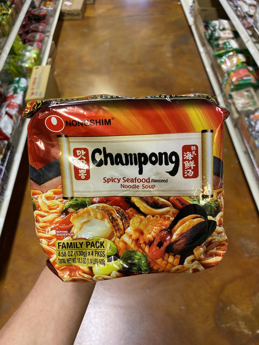 Nong Shim Champong Noodles - Eastside Asian Market