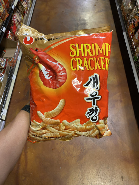 Nong Shim Jumbo Shrimp Cracker - Eastside Asian Market