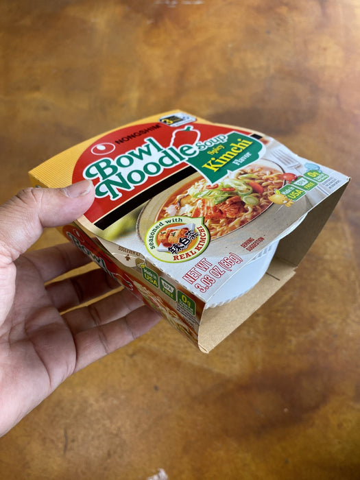 Nong Shim Kimichi Flavored - Eastside Asian Market