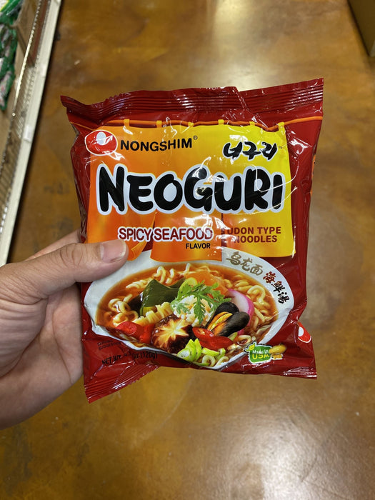 Nong Shim Neoguri Spicy Seafood - Eastside Asian Market