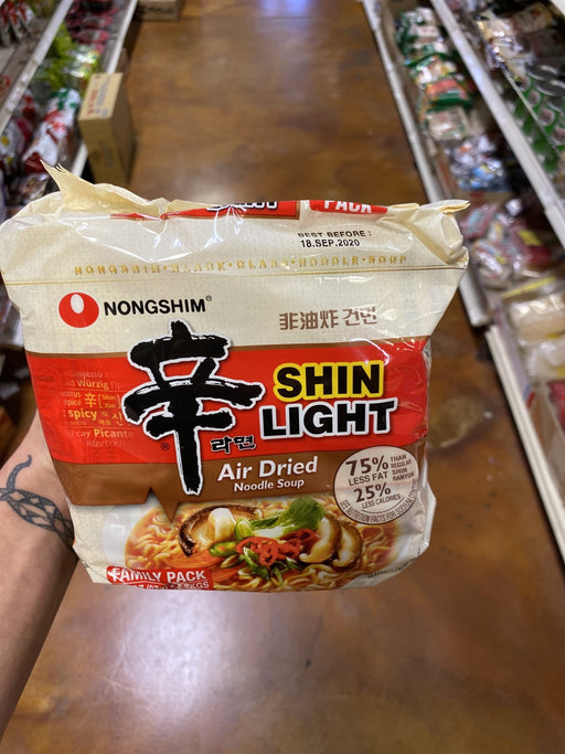 Nong Shim Shin Ramen Air - Eastside Asian Market