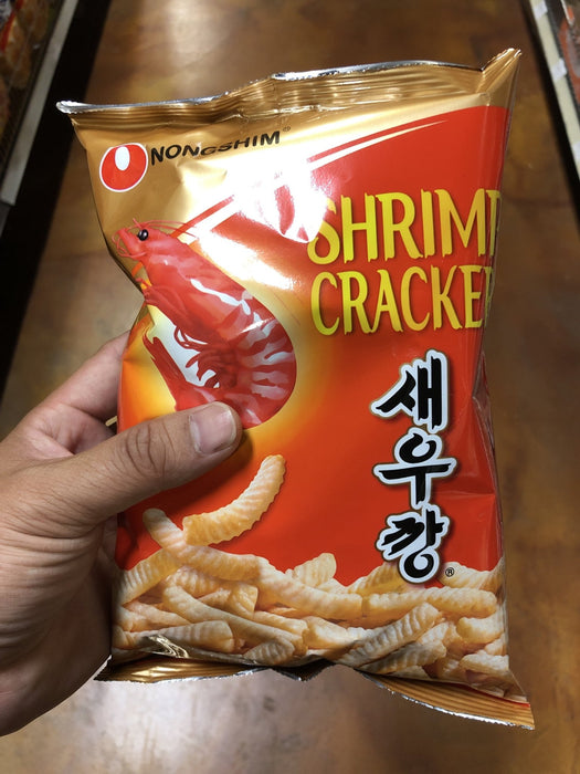 Nong Shim Shrimp Cracker Chips - Eastside Asian Market