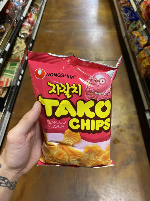 Nong Shim Tako Chip - Eastside Asian Market