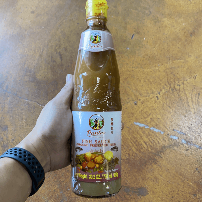 Pantai Ground Fish Sauce, 730ml - Eastside Asian Market