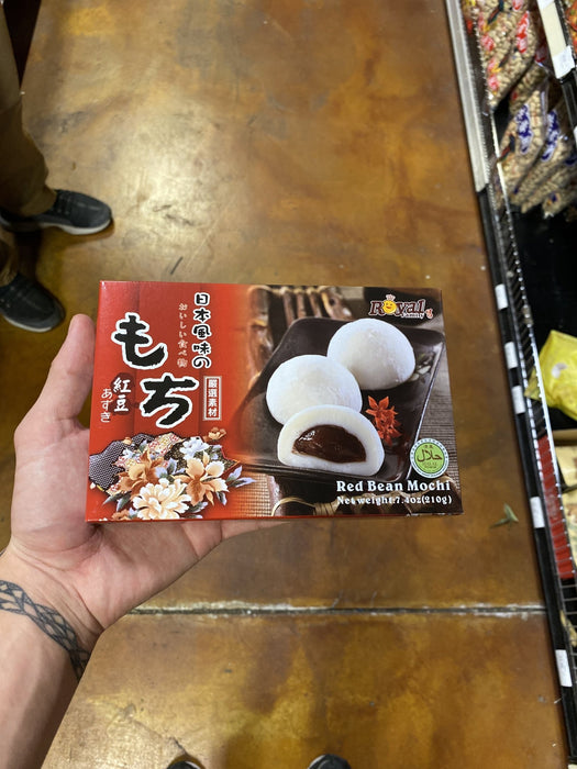 Royal Family Red Bean Mochi - Eastside Asian Market