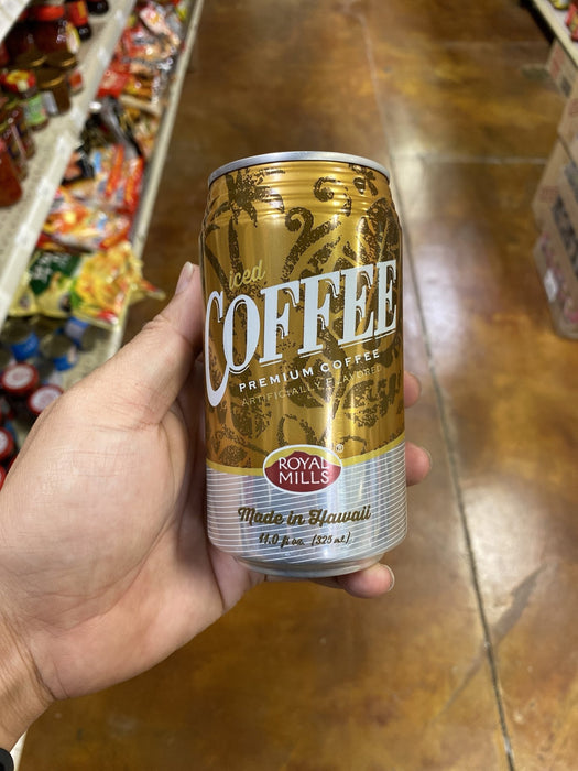 Royal Mills Island Coffee - Eastside Asian Market