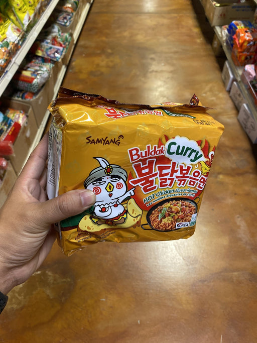 Samyang Hot Chicken Curry Ramen - Eastside Asian Market