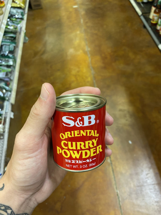 SB Curry Power in Can, 3oz - Eastside Asian Market