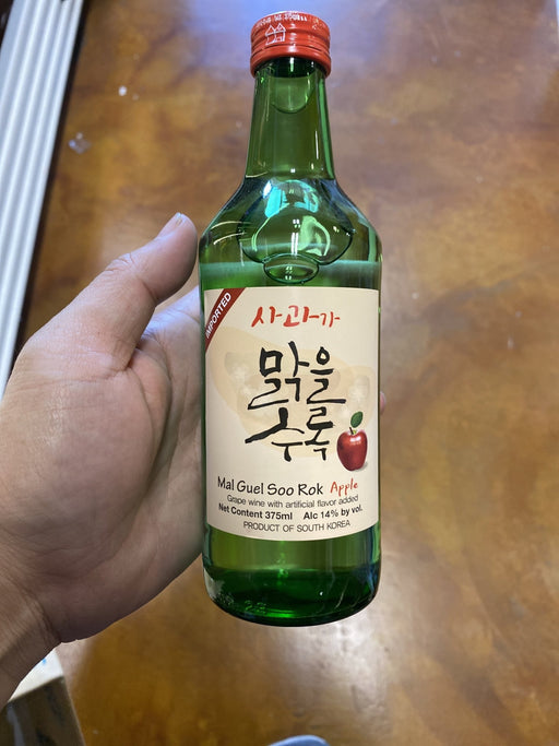 Se Ju Apple Rice Wine (must show ID), 330ml - Eastside Asian Market