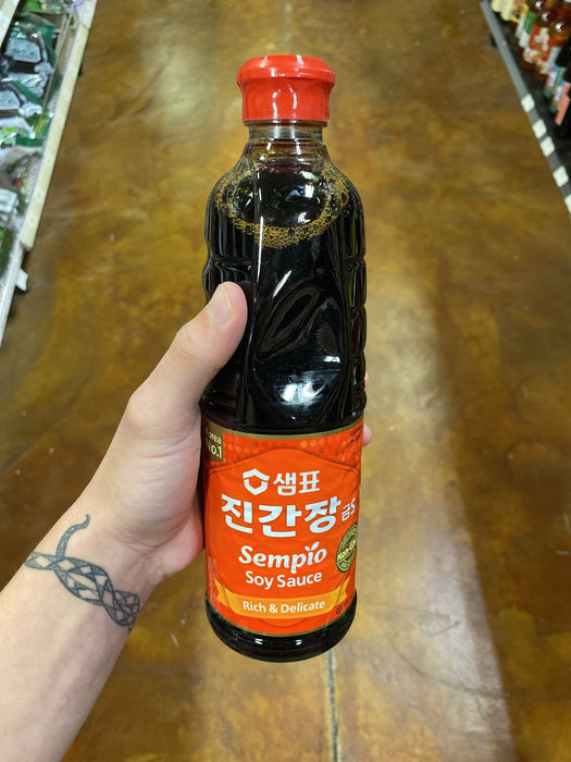 Sempio Soy Sauce Gold - Sempio - Eastside Asian Market