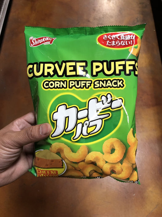 Shirakiku Cheese Puff - Eastside Asian Market
