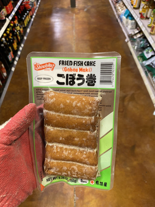 Shirakiku Fish Cake Maki - Eastside Asian Market