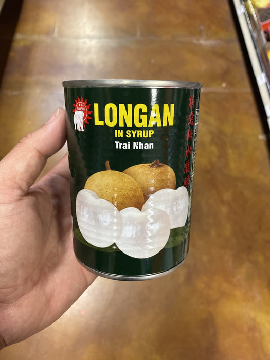 Sunvoi Longan in Syrup, 20oz - Eastside Asian Market
