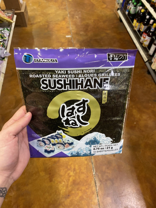 Takaokaya Seaweed Nori - Eastside Asian Market